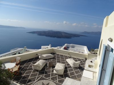 Photo for 360 Blue  Located At The Highest Part Of The Caldera And 150 M From The Center