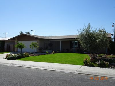 Photo for NEW Listing -Snowbirds Welcomed Fully Remodeled Indio 3BR Ranch Home- 1650 SF