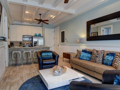 "Photo for Feel the ""Island Breeze"" in this adorable beach condo!"