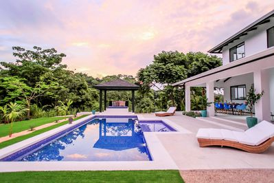 Cactus Blue Villas - Three luxury houses + two swimming pools - Santiago