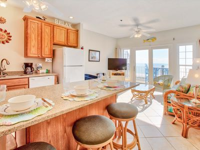 Photo for Sea-Watch - Improved 1 Bedroom Durant Station Condo Home in Hatteras