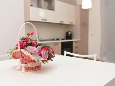 Photo for Holiday apartment Mattinata for 4 - 5 persons with 1 bedroom - Holiday apartment in a villa