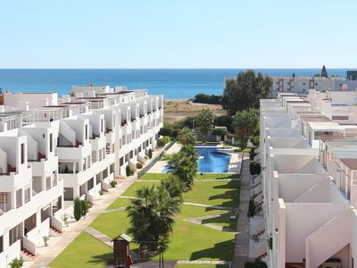 Photo for Luxury Penthouse apartment with Private Pool, Free WI-FI and panoramic sea view