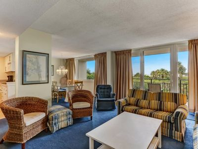 Photo for Cozy Condo Located on Amelia Island Plantation, with nice Ocean View.