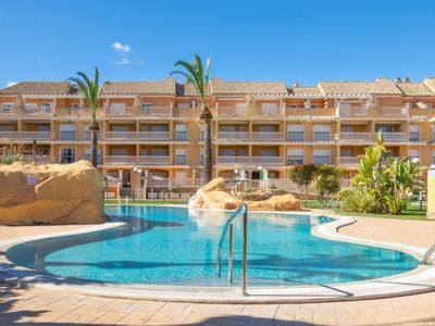 Photo for Apartment Aquamarine in Dénia - 4 persons, 2 bedrooms