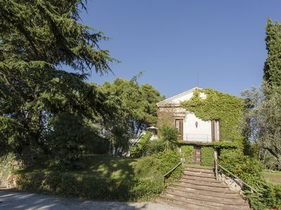 Photo for Family house from 1900, 30km from Barcelona and its beaches
