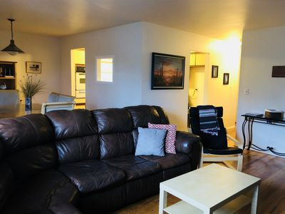 Photo for Nice room near ocean Ave and Waking distance to nice restaurants