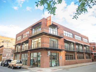 Photo for Stay Local in Savannah: Sleeps up to 52 guests w/ parking & rooftop deck!