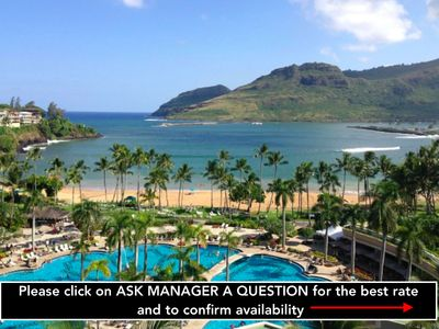 Photo for Marriott's Kaua'i Beach Club - Many Dates Available