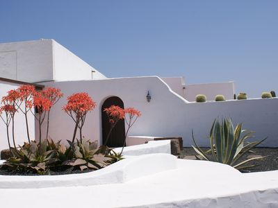 Photo for Due to cancellation - Country Villa Heated Pool, huge sea views WIFI Sleeps 4