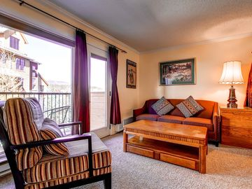 This Location Can't Be Beat! Cozy Condo in the Heart of Downtown Breckenridge