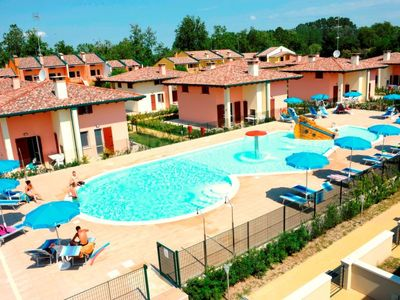Photo for Apartment Airone Bianco Residence Village in Lido delle Nazioni - 6 persons, 2 bedrooms