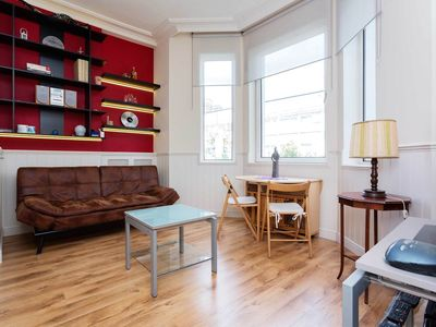 Photo for One Bedroom Apt. in Bustling Shepherd's Bush - 4 Minutes from the Tube (Veeve)