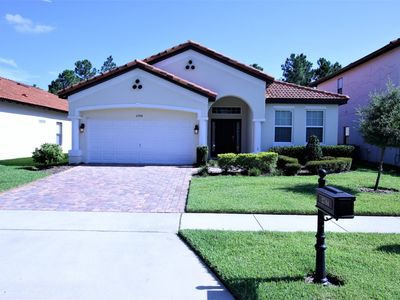 Photo for 5 Bedroom 5 Bathroom home in Calabria Community is a vacation dream! This home has recently been rem