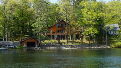 Photo for Lakefront Home with beautiful views and endless recreation!
