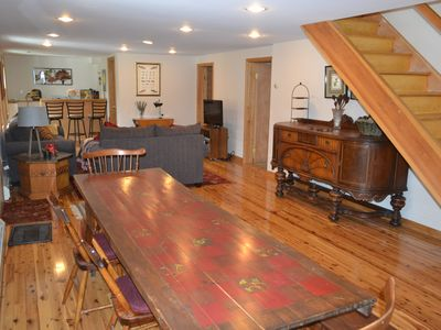 Photo for Ideal Ski location at a Lakefront House in Great Barrington -