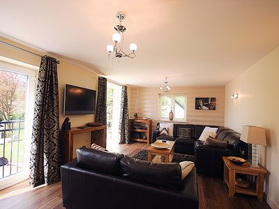 Photo for A beautiful two bedroom apartment situated in the lovely village of Alnmouth.