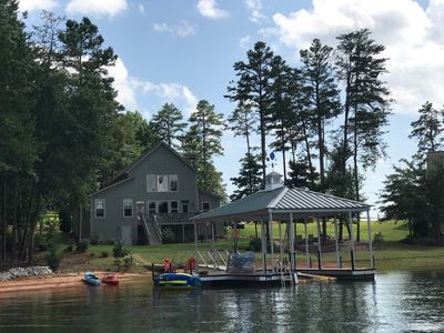 Photo for Clemson/Lake Keowee Vacation Home for Family, Friends and Football Fans!