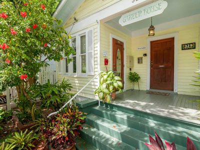 Photo for Key West paradise with shared pool - close to shops, restaurants, and beaches