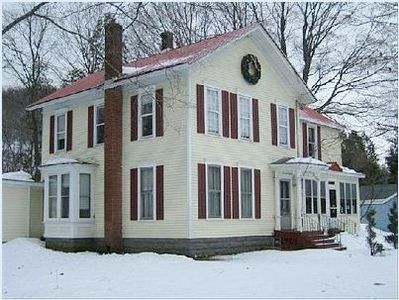 Photo for 8BR Chateau / Country House Vacation Rental in Ellicottville, New York
