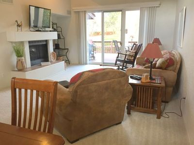 Sedona Condo on the 6th Hole of Canyon Mesa Country Club 1645 sq. ft.