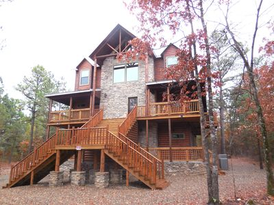 Photo for Trout Creek Lodge Broken Bow
