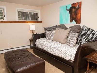 Photo for Fully furnished, Assigned Parking Space, On Complimentary Shuttle Route