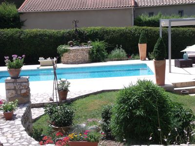 Photo for Sun and cicadas between the Cévennes and Camargue, POOL and SPA