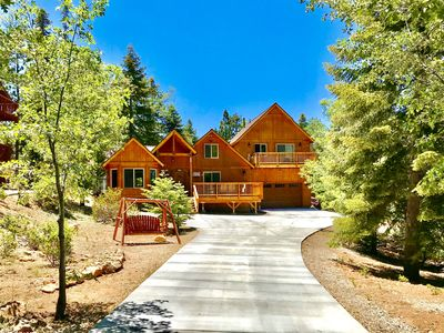 Photo for Forest Angel: Close to Snow Summit, Hiking Trails, & Village! WiFi! Gas BBQ!