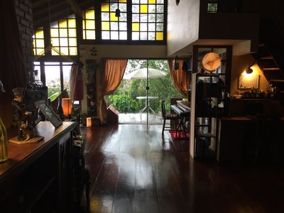 Photo for BEAUTIFUL LOFT HOUSE IN NATURE FOR PARTIES AND SEASON