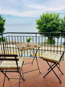 Photo for 1BR Apartment Vacation Rental in Torre Archirafi, Sicilia