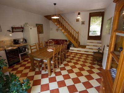 Photo for Cozy two story apartment in the middle of the Provence