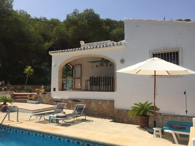 Photo for Casa Brink in Javea is really a family home. Fully equipped.