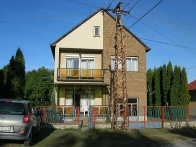 Photo for Fonyód house for 8 - 9 people with 4 bedrooms - cottage