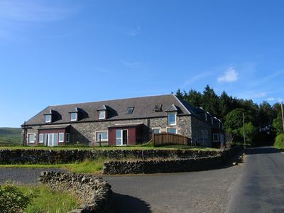 Photo for Ettrick View - A beautiful 7 bedroom house, sleeping up to 16.