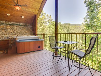 Photo for 1BR Cabin Vacation Rental in Sautee Nacoochee, Georgia