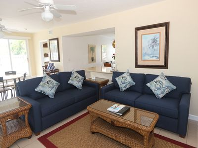 Photo for Silver Sands #238: 3 BR / 2 BA Resort on Longboat Key by RVA, Sleeps 8
