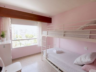 Photo for Bright room in second line PLAYA San Juan, Bed & Breakfast