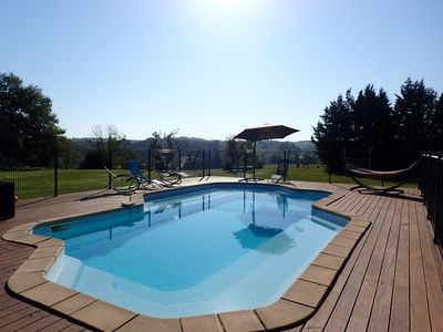 Photo for Family Friendly 3-Bed Gite with Pool, 30mins Carcassonne and nr Mirepoix