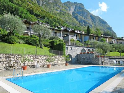 Photo for Apartment Res. Poggio degli Ulivi  in VALSOLDA (CO), Lake Lugano - 4 persons, 2 bedrooms