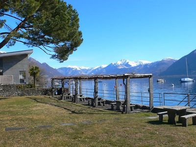 Photo for 1BR Apartment Vacation Rental in Muralto