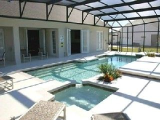 Photo for Florida Vacation Rental Home 7 Bedrooms 5 Baths, 1 Mile from Disney, Beautiful L