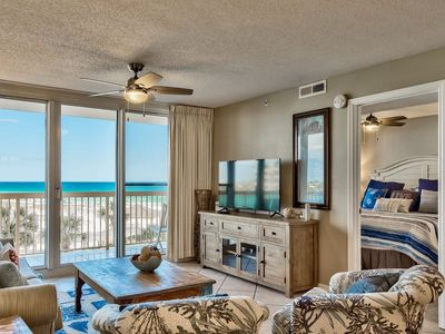 Photo for Pelican Beach Upgraded 2 bedroom -on the beach-