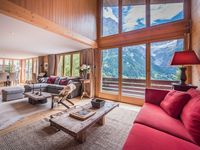 Fabulous chalet with great view