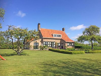 Photo for Spacious house in Westkapelle, close to beach and very child friendly