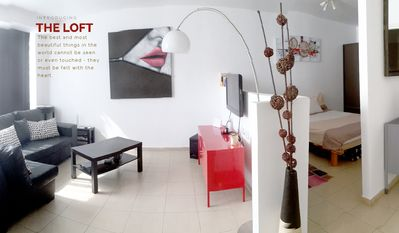 Photo for Beautiful Stylish 48sqm ☆ LOFT ☆ in Young and Vibrant Tel Aviv City Center