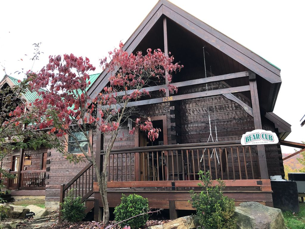 Baita in citt per 6 persone a chalet village 502124 for Cabina di brezza autunnale gatlinburg