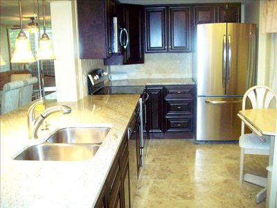 Photo for Newly Renovated Golf Course/Lake Views Best Unit in Wild Pines