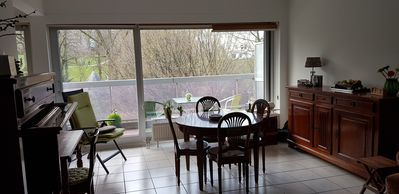 Photo for 2 bedroom apartment in leopard park of brussels