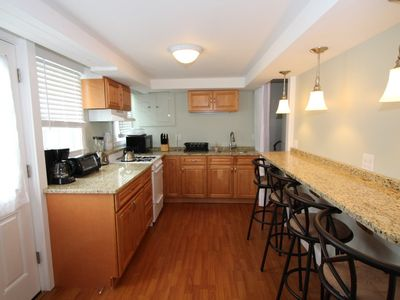 Photo for Bright 2 BD Apartment--Short Walk to Commercial Street and Bay Beach